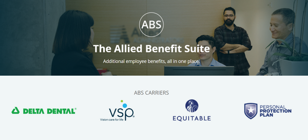 Allied Benefit Suite: Equitable Changes Effective 6/1/20