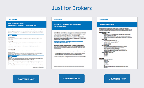 Anthem COVID-19 Conversations: New COVID-19 Response Toolkit for Brokers