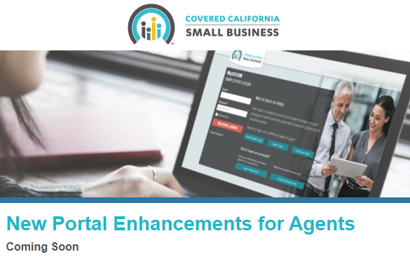 CCSB: New Portal Enhancements for Agents Coming Soon!