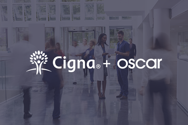 Cigna + Oscar Receives DOI Approval!