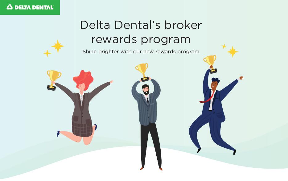 Delta Dental Announces Broker Rewards Program & Dashboard