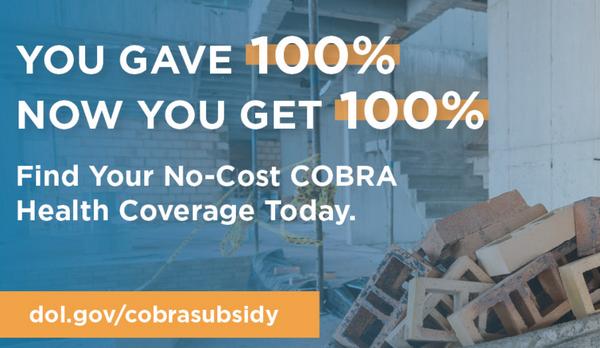 DOL Issues New Model Notices Regarding ARPA COBRA Premium Assistance