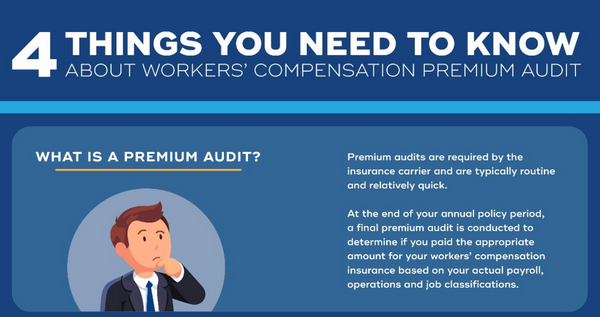 EMPLOYERS: 4 Things You Need to Know About Work Comp Premium Audit