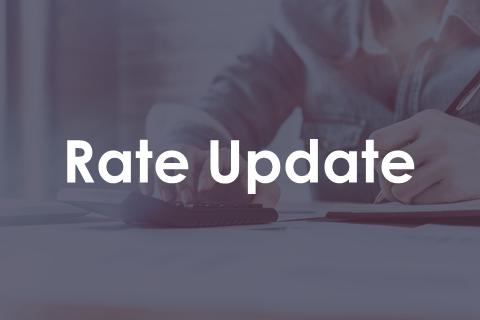 Guardian Rate Adjustments Effective 2022