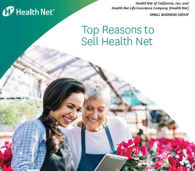 Health Net: Small Group UW Promo, Incentive Plans, Competitive Rates and More!
