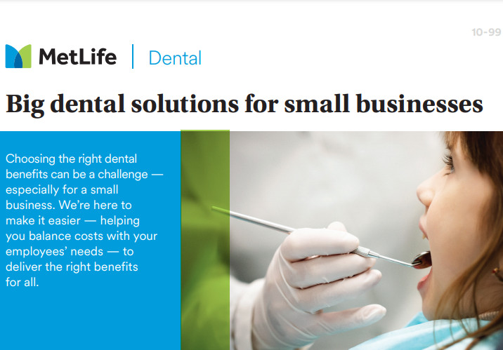 How to Deliver Dental Solutions that Stand Out for Small Business
