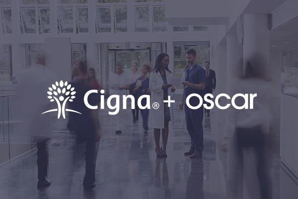 Introducing Cigna + Oscar!