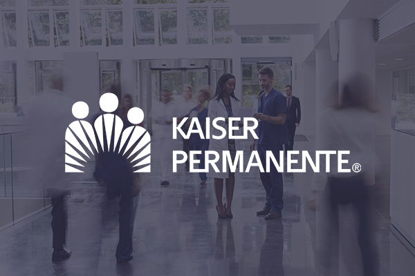 Introducing Kaiser Permanente Large Group!