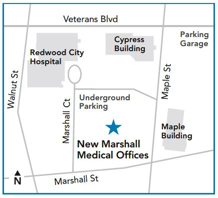 Kaiser Permanente's New Marshall Medical Offices Now Open!