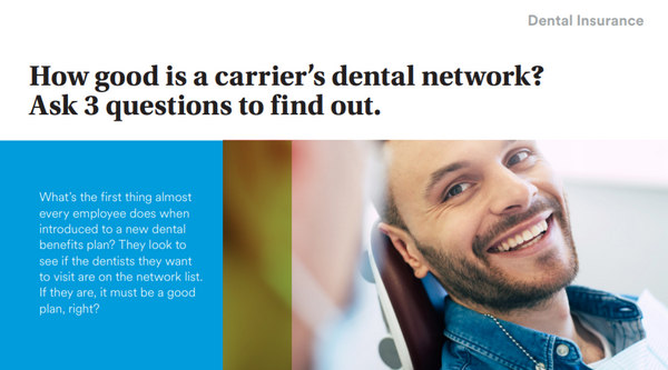 MetLife: How Good is a Carrier's Dental Network?