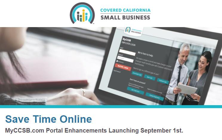 MyCCSB.com Portal Enhancements Launching September 1st