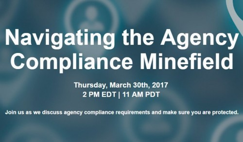 Navigating the Agency Compliance Minefield