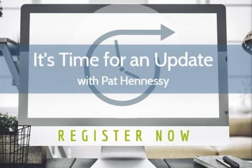 Pat Hennessy's Broker Update